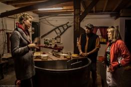 De cómo se prepara el queso Gouda