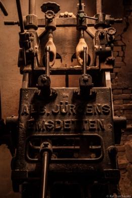 Máquina de los zapatitos holandeses