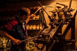 Máquina de los zapatitos holandeses II