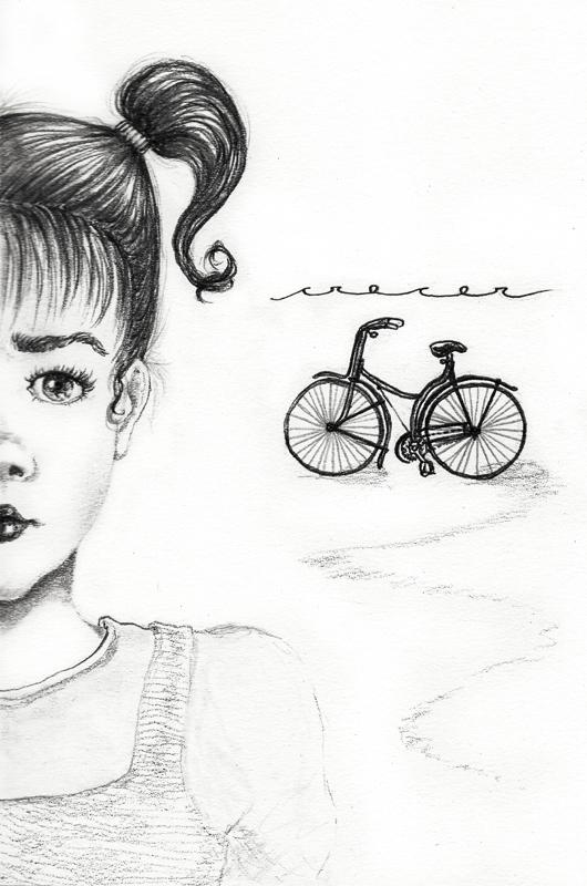 Crecer en bicicleta_KatYurchenko