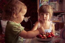 Fresas de Donbass